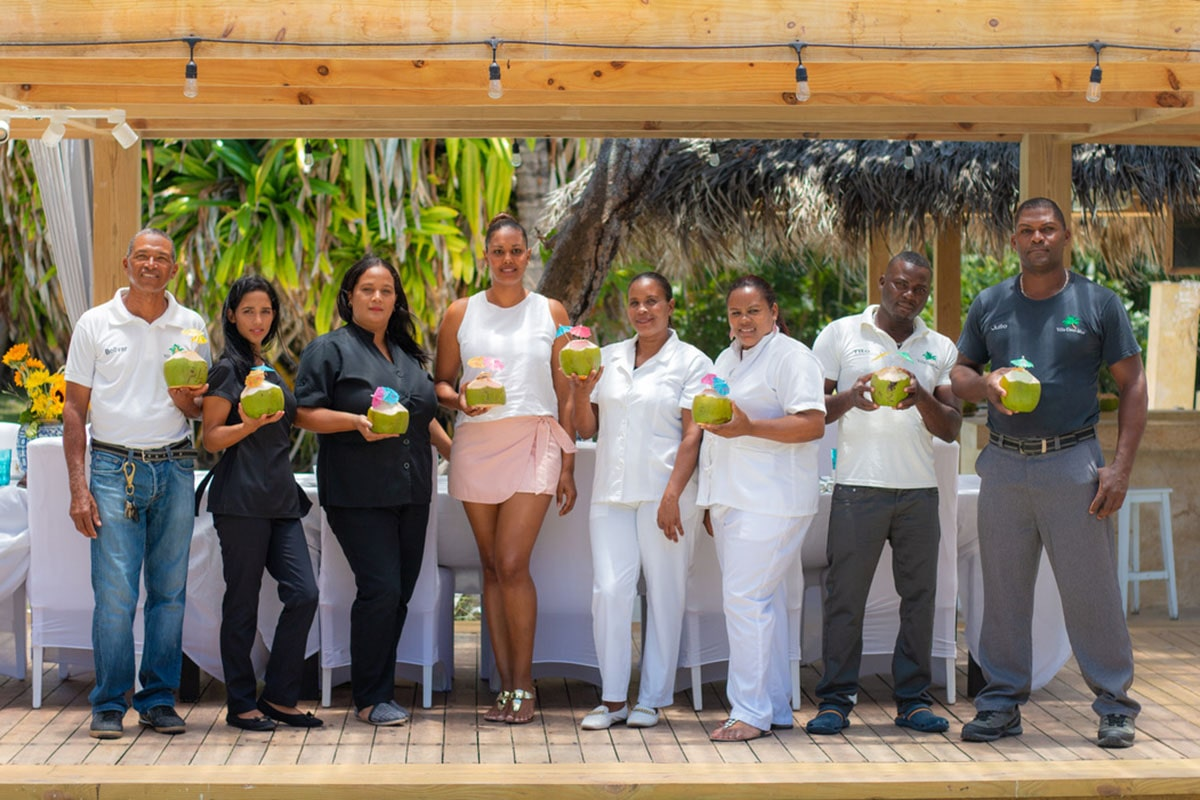 Villa Coco Mar Staff